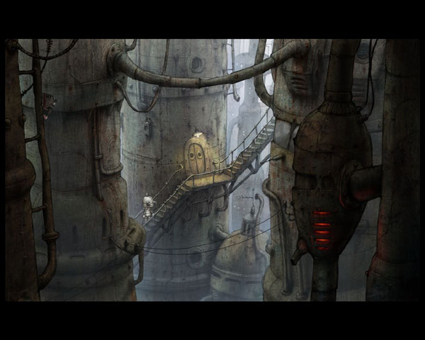 Www machinarium de